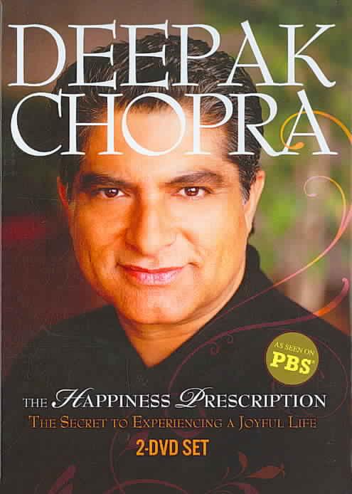 DEEPAK CHOPRA:HAPPINESS PRESCRIPTION BY CHOPRA,DEEPAK (DVD)